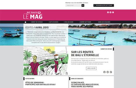 Jet tours lance un blog touristique | Communication & Tourisme | Scoop.it