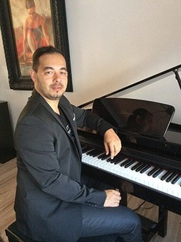 Samuel Vallee - English biography - French Pianist | Le Marketeur Inverse | Scoop.it