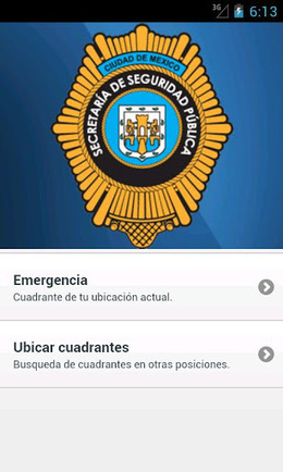 Mexico City Launches Smartphone App To Geolocate Nearest Cop - All News Is Global | | Global Affairs & Human Geography Digital Knowledge Source | Scoop.it