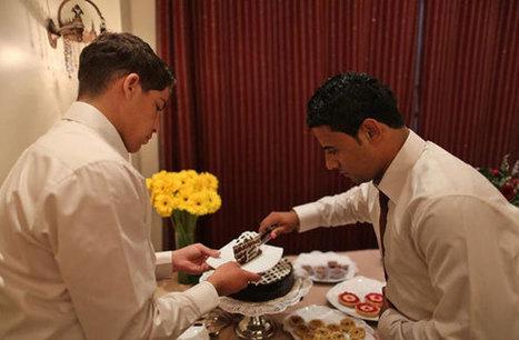 Un restaurante para sordos en Gaza, un cambio de percepciones   ADI!   Scoop.it