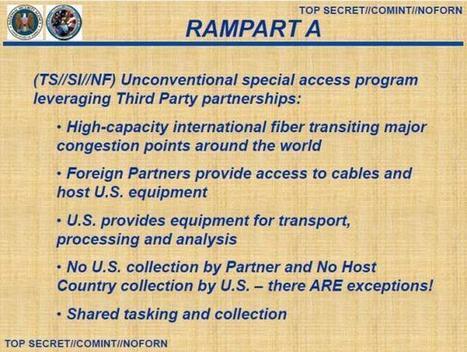 La NSA vous surveille de près grâce à la fibre optique... | Le numérique et la ruralité | Scoop.it