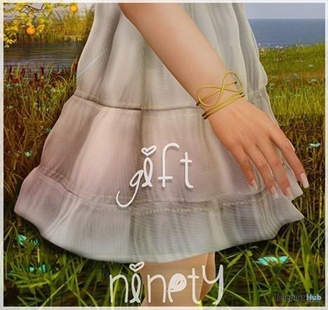 Infinitum Bracelet by Ninety | Teleport Hub - Second Life Freebies | Second Life Freebies | Scoop.it