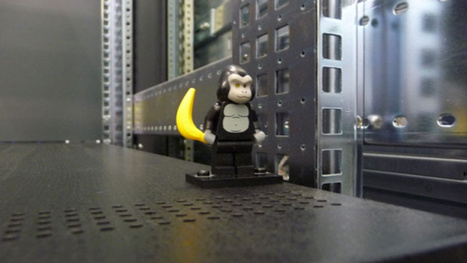 CERN Hid Lego Figurines All Over During Its Google Street View Shoot   Lego is not a game... not only   Scoop.it