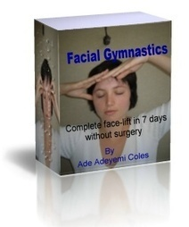 Secret Facial Exercises Can Help You Turn Back The Aging Clock | Perfect Skin Club | Facial Exercises | Scoop.it