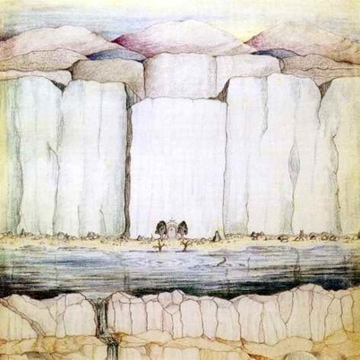 110 Drawings and Paintings by J.R.R. Tolkien: Of Middle-Earth and Beyond   Storied Lives   Scoop.it