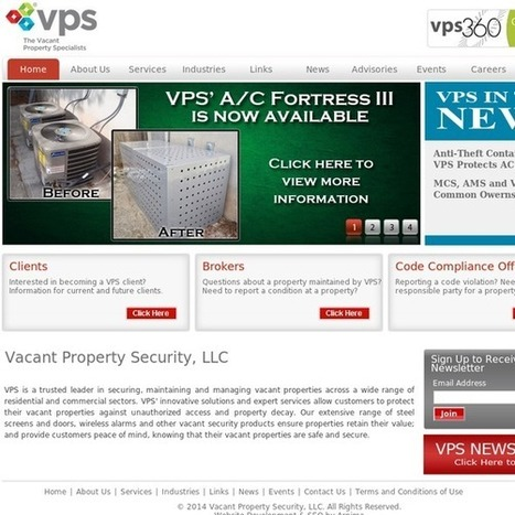 National vacant property security | VPS360 | Scoop.it