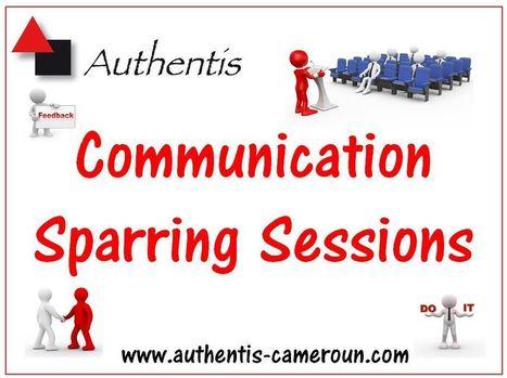 Lancement des Communication Sparring sessions ! | Activités Authentis Formations | Scoop.it