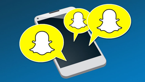 Snapchat breaks into media with Discover   Digital MKT and Social Media news   Scoop.it