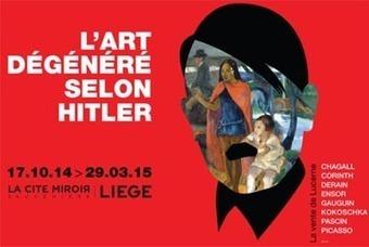Culture ULg⎥L'art que les nazis jugeaient dégénéré | L'actualité de l'Université de Liège (ULg) | Scoop.it