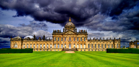 29 Gorgeous Castles From Around The World | Our Drama in the Human Experience | Scoop.it