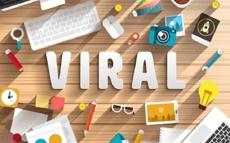 [Infographie] Comment créer du contenu viral ? | Clic France | Scoop.it