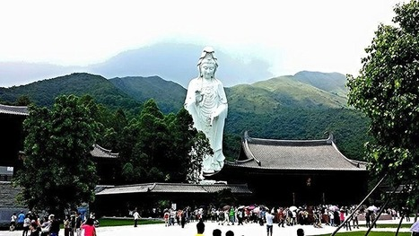Hong Kong: Buddhist Monastery Offers Tranquility in Splended Surroundings | Asian Travel | Scoop.it