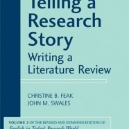 Telling a Research Story: Writing a Literature Review (Michigan Series in English for Academic & Professional Purposes) - Tools for Writers | Tools for Writers | InformationFluencyTransliteracyResearchTools | Scoop.it