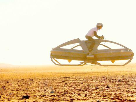 La société Aerofex invente des hoverbikes inspirés de l'univers Star Wars | Badjack | Scoop.it