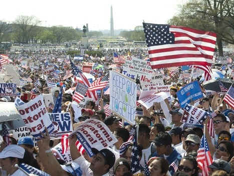 NBC/WSJ poll: Strong majority backs citizenship for undocumented immigrants   Gov & Law- Reed   Scoop.it