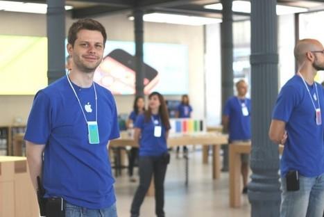 Apple abre una macro tienda en Madrid — Cambio16 Diario Digital, periodismo de autor | Nuevas tecnologías y redes sociales | Scoop.it