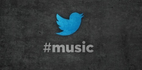 #TwitterMusic is an Incredible Way to Discover New music. | Modern Intellects | Scoop.it
