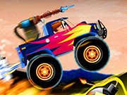 Play Crazy Monster Wheels on Game-Surfer.com | Cool Games for Kids | Scoop.it