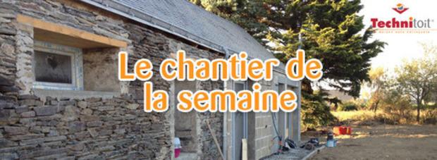 [chantier de la semaine] Une restauration complète de toiture à Murs-Erigné (49) | La Revue de Technitoit | Scoop.it