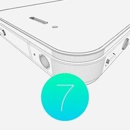 The iOS 7 Design Cheat Sheet | IA-UX | Scoop.it