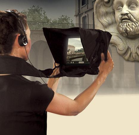 La réalité augmentée en ville, un régime scopique patrimonial | Tout Numérique | Scoop.it
