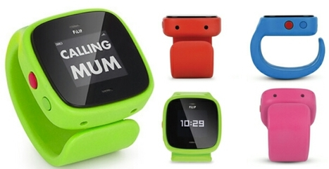 FiL IP: el smartwatch para niñ@s | Noticias Wearables | Scoop.it