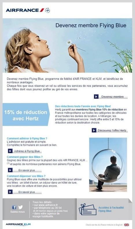 Exemples d'emailing : les bonnes pratiques… et les mauvaises ! - Blog de Sarbacane Software - Toute l'information sur l'emailing | Email Marketing Francophone | Scoop.it
