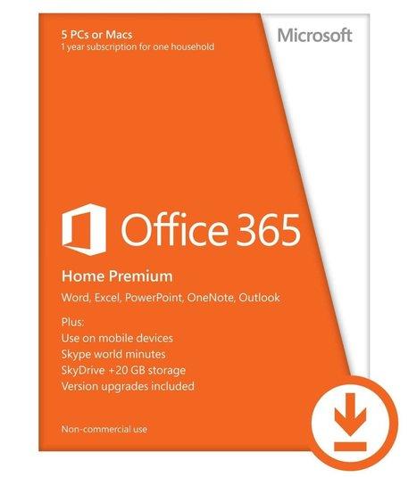 Microsoft Office 365 Home Premium 1yr Subscription [Download] | wsoftlink2 | Scoop.it