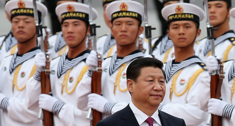 When China Rules the Sea | AP HUMAN GEOGRAPHY DIGITAL  STUDY: MIKE BUSARELLO | Scoop.it