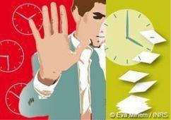 INRS - Prévenir le stress au travail | Les conditions de travail | Scoop.it