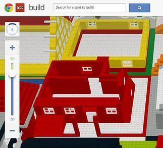 Jouer aux Lego avec votre navigateur Chrome - Build with Chrome | Time to Learn | Scoop.it