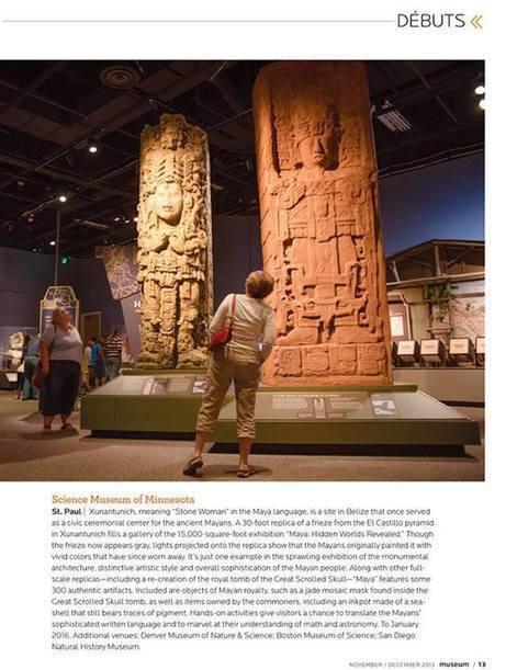 "Xunantunich Frieze Highlights Maya Exhibit | ""Xunantunich Frieze Highlights Maya Exhibit"" | Scoop.it"