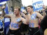 Thousands march in Edinburgh to back Scottish independence | Today's Edinburgh News | Scoop.it