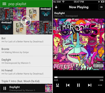 Microsoft releases the Xbox Music app for Android and iOS ~ Techno2know   Technology   Scoop.it