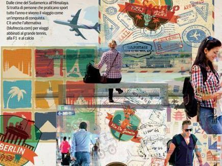 Io viaggio da solo/aAvventuroso, sportivo, culturale o ecosolidale: io viaggio da ... - Corriere della Sera | viaggi | Scoop.it