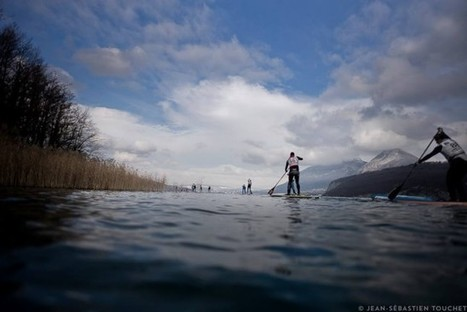 The 'GlaGla' Race In the French Alps - It Will Literally Take Your Breath Away | Stand up paddle | Scoop.it