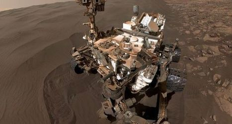 [IRAP] Curiosity :  2e anniversaire martien | Revue de presse | Scoop.it
