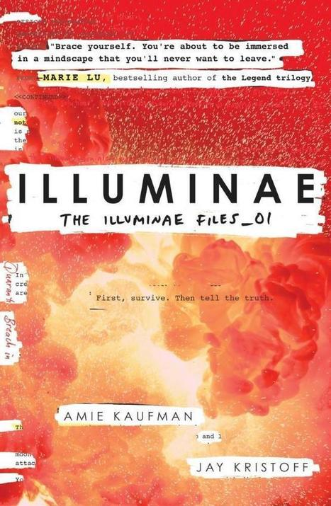 Illuminae: The Illuminae Files_01 by Amie Kaufman, Jay Kristoff | Read all about it | Scoop.it