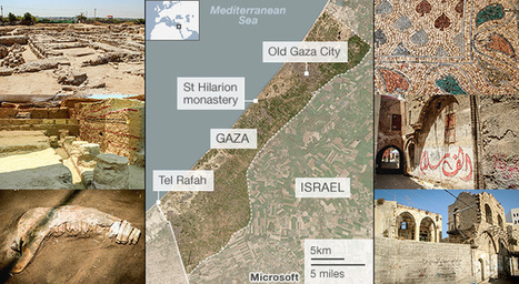 Gaza's archaeological treasures at risk from neglect and war | Archaeology News | Scoop.it