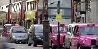 Tránsito en la ciudad de Londres por Olimpiadas