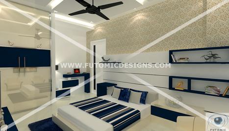 Guest Room Design by Top Luxury Interior Designers | Interior Designing Services | Scoop.it