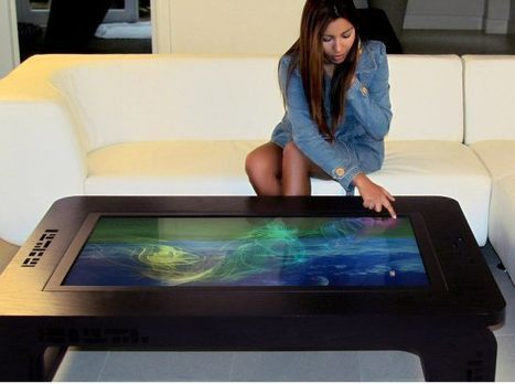 Thinking of getting a modern stunning coffee table for your living area | Interactive Tables, Floor Projection, Multi Touch Video Wall, Bar Surface and Software Development in Brisbane, Australia | Scoop.it