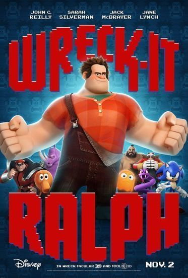 Wreck-It Ralph Sequel 'Officially on the Cards' - IGN | My English page Bart van den Berk | Scoop.it