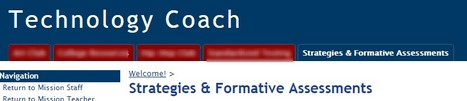 Strategies & Formative Assessments - Technology Coach | Differentiated Instruction & Assessments | Scoop.it
