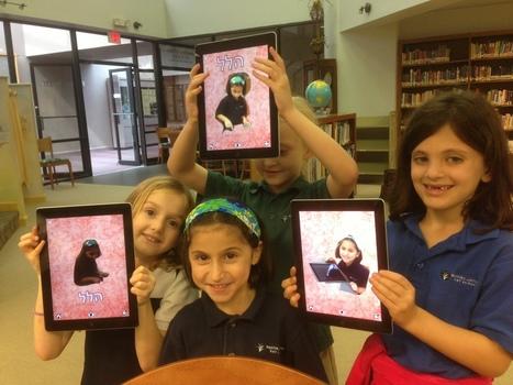 First Grade- Creating a Hebrew Visual Dictionary on the iPad | IPAD, un nuevo concepto socio-educativo! | Scoop.it