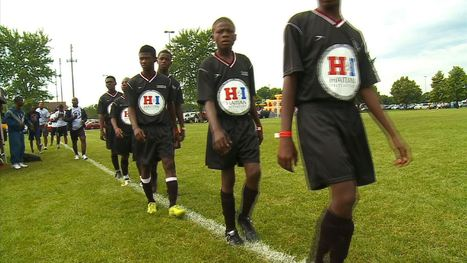 Fmr. Soccer Pro Helps Bring Haiti Youth To Schwan's USA Cup - CBS Local | Malaysian Youth Scene | Scoop.it