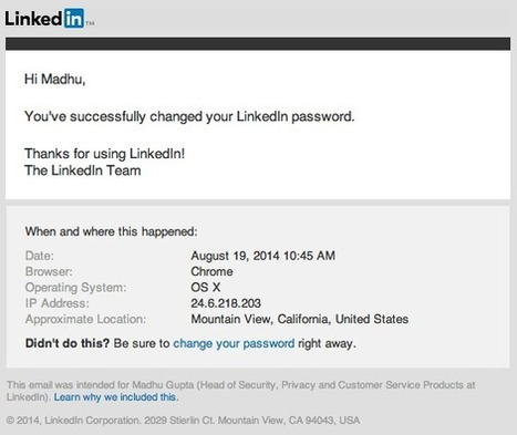 LinkedIn Goes Transparent, Gives Users More Data Control | social media lsi | Scoop.it