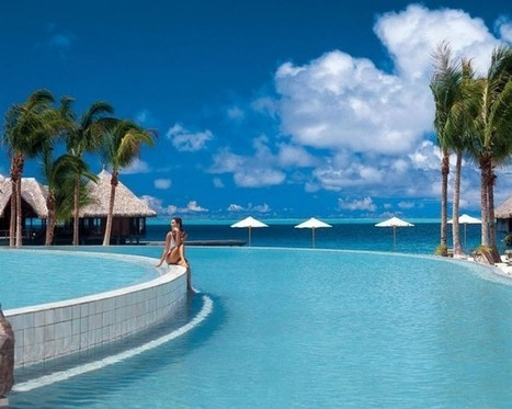 14 Amazing Pools Around The World | Need a place for a weekend ? Here it is ! | Scoop.it
