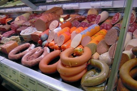 Earth Eats - Indiana Public Media | Processed Meats Linked To Heart Disease, Cancer | YogaLibrarian | Scoop.it