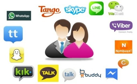 15 Ground-breaking Instant Messaging Applications for your Android Device   Android Application Development   Scoop.it